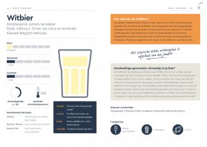Factsheet witbier - BierTalent